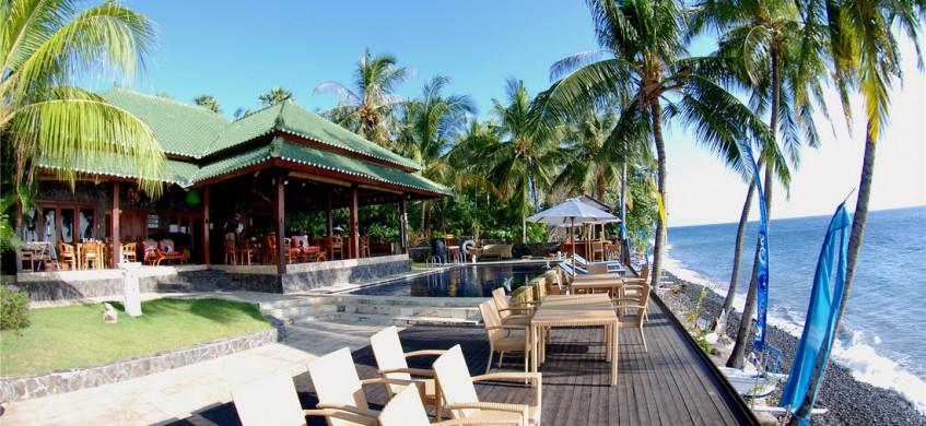 Villa Alba Dive Resort Bali Tulamben