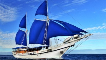 S/Y Fiji Siren. Fiji Luxury Liveaboard Diving