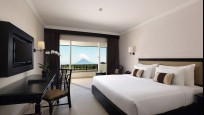 Grand Luley Manado Dive Resort Deluxe Pool View Room