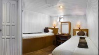 Twin Bed Cabin Chang Ho